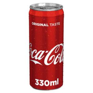 Кока Кола 330 мл Кен