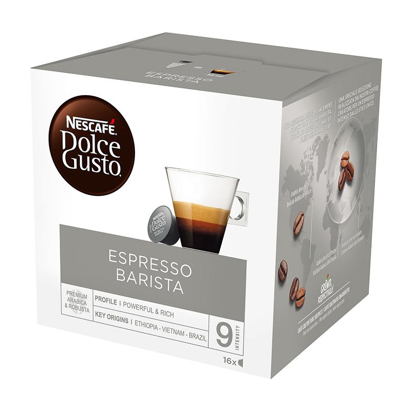 Кафе Ristoretto Barista Dolce Gusto Nescafe 16бр