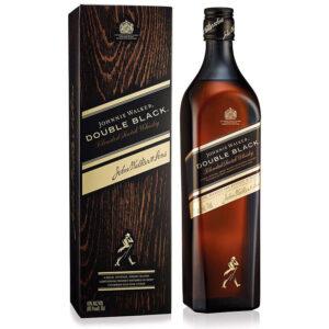 Уиски Johnnie Walker Double Black 700мл