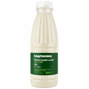 Био Прясно Мляко Harmonica 3,6% 500 мл