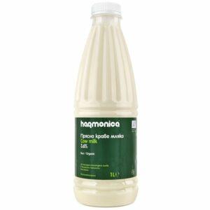 Био Прясно Мляко Harmonica 3.6% 1 л