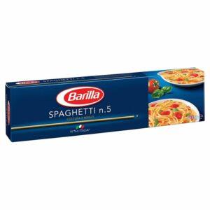 Спагети Barilla №5 500 гр