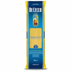 Спагети De Cecco №11 Спагетини 500 гр