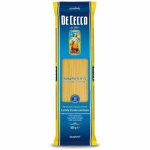 Спагети De Cecco №12 Спагетини 500 гр