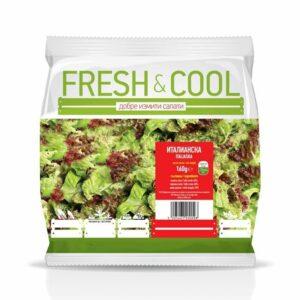 Салата Италиански Микс Fresh and Cool 160 гр