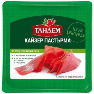 Кайзер Пастърма Слайс Тандем 80 гр