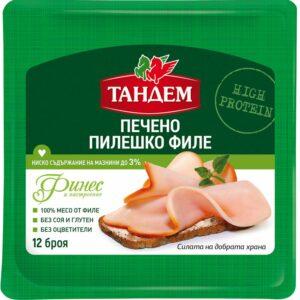 Печено Пилешко Филе Тандем 140 гр