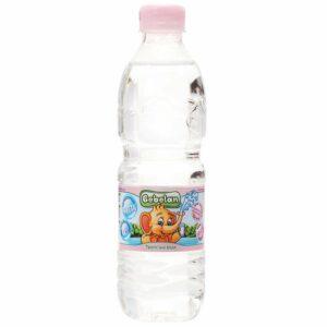 Трапезна Вода за Приготвяне на Бебешка Храна 500 мл
