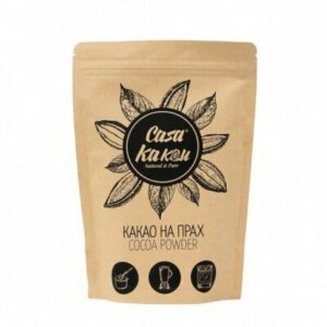 Какао на Прах 10-12% Casa Kakau 1 кг