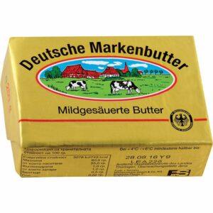 Краве Масло Двете Крави Deutsche Markenbutter 250 гр