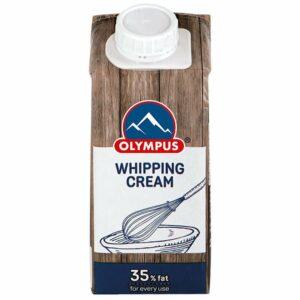 Млечна Сметана Olympus 35% 200 мл