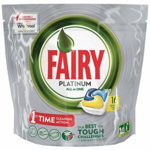 Таблетки за Съдомиялна Fairy Platinium 16 бр