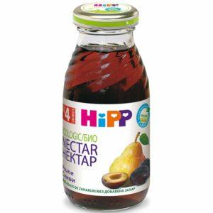 Нектар от Сливи Hipp 200 мл