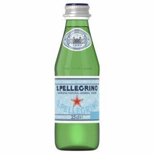 Газирана Минерална Вода S. Pellegrino 250 мл