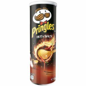 Лют Чипс Pringles 165 гр