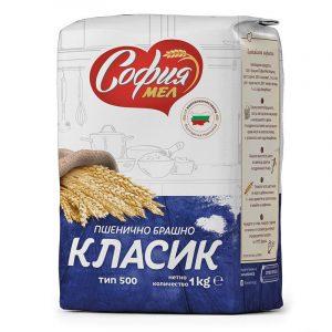 Брашно Класик Тип 500 София Мел 1 кг