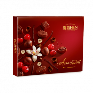 Бонбони Елегант Assortment Roshen 145 гр