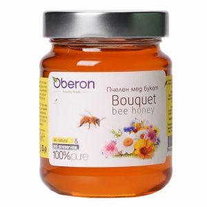 """Пчелен Мед """"Букет"""" Oberon 370 гр"""
