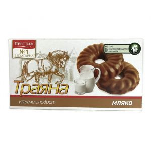 Бисквити Лешник Траяна 160 гр
