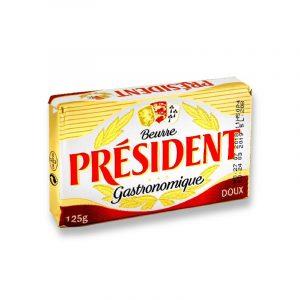 Краве Масло President 125 гр