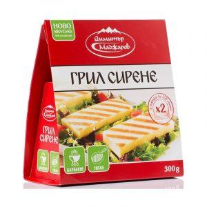 Грил Сирене Маджаров 2 х 150 гр