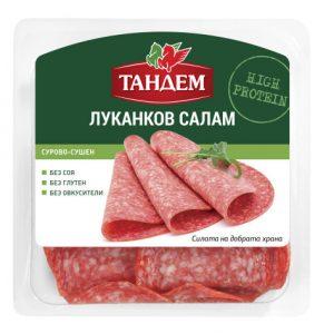 Луканов Салам Слайс Тандем 100 гр