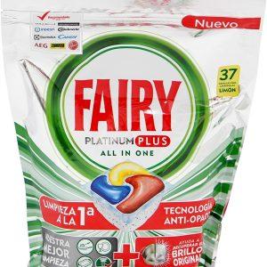 Таблетки за Съдомиялна Platinum Fairy 37 бр