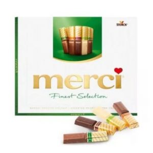 Бонбони Бадемова Селекция MERCI 250 гр