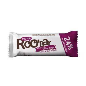 Био Протеинов Бар Череша и Шоколад 40 гр