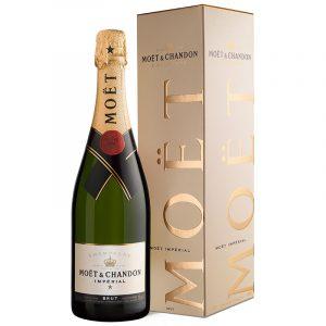 Шампанско Moet & Chandon Imperial Brut Box 750 мл