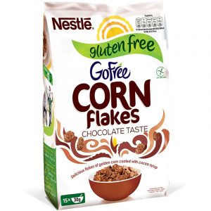 Корнфлейкс Nestle Value Pack Шоколад 450 гр