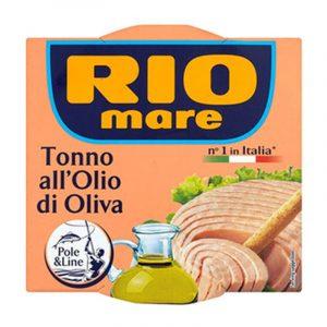 Риба Тон Rio Mare в Зехтин 160 гр