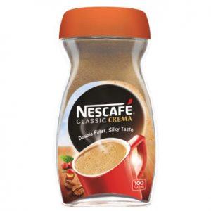 Разтворино Кафе Класик Крема Nescafe 100 гр