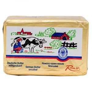 Краве Масло Deutsche Markenbutter 125 гр