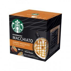 Кафе Капсули Caramel Macchiato Starbucks 12 бр