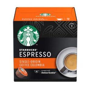 Кафе Капсули Columbia Medium Starbucks 12 бр