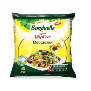 Замразен Мексикански Микс Vapeur Bonduelle 400 гр