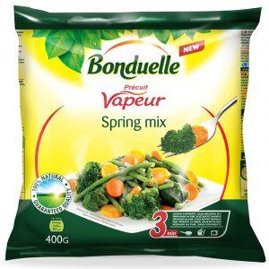 Замразен Пролетен Микс Vapeur Bonduelle 400 гр