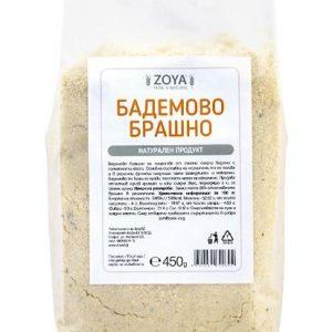 Брашно От Бадем Zoya 450 гр