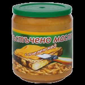Фъстъчено Масло С Пчелен Мед Balcho 340 гр