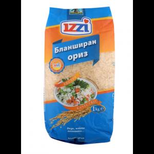 Бланширан Ориз Izzi 1 кг