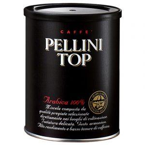Кафе Арабика 100% Pillini Top 250 гр
