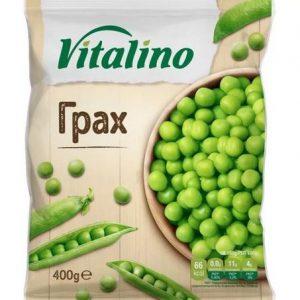 Замразен Грах Vitalino 400 гр