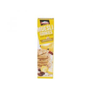 Бисквити Мюсли с Банан и Стафиди Боровец 110 гр