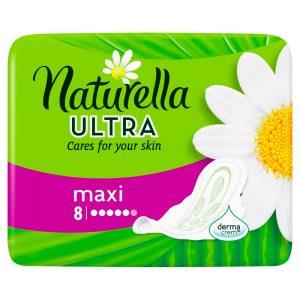 Дамски Превръзки Maxi Naturella Ultra 8 бр
