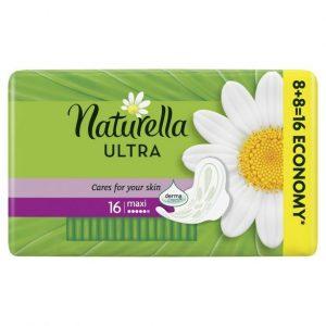 Дамски Превръзки Maxi Duo Naturella Ultra 16 бр