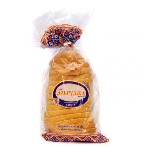 Нарязан Хляб Добруджа Елиаз 350 гр