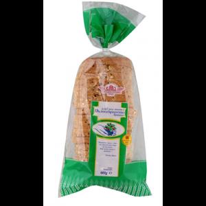 Пълнозърнест Хляб Ролтост Елиаз 550 гр