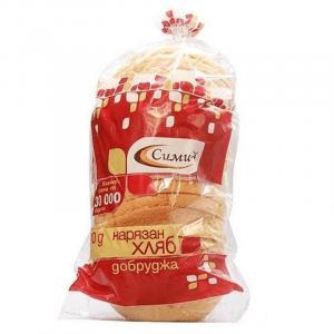 Нарязан Хляб Добруджа Симид 500 гр