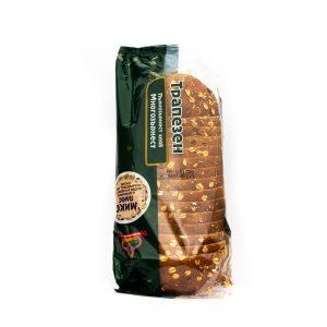 Трапезен Многозърнест Хляб Микс Плюс 500 гр